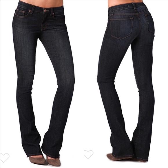 J Brand Denim - J Brand Janey Skinny Bootcut Jeans Enchanted Wash